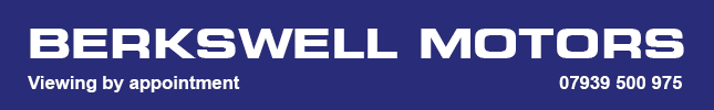 Berkswell Motors, Earlsdon Avenue North, Earlsdon, Coventry CV5 6GP: 07939500975